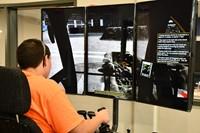 Construction Technology heavy equipment simulator