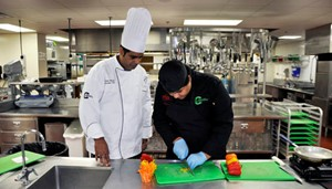 Chef and Student